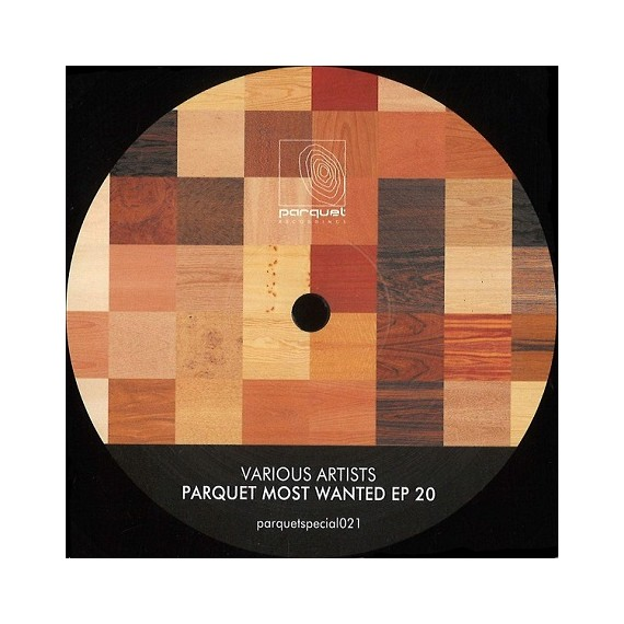 VARIOUS***PARQUET MOST WANTED EP 20