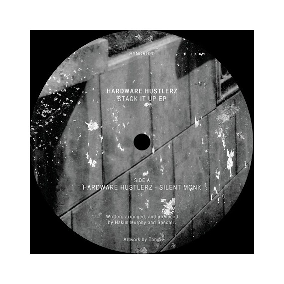 HARDWARE HUSTLERZ***STACK IT UP EP