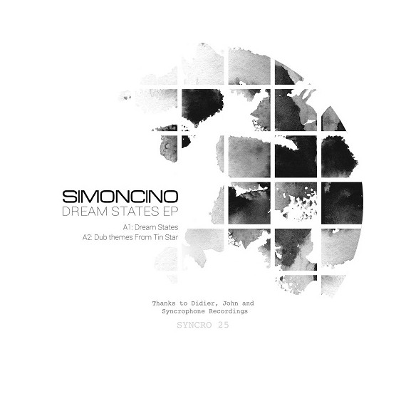 SIMONCINO***DREAM STATES EP