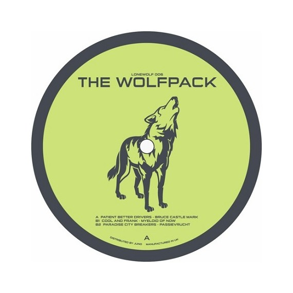 VARIOUS***THE WOLFPACK