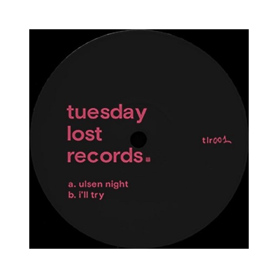 TUESDAY LOST RECORDS***TLR 001