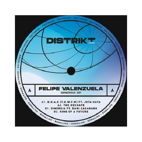 FELIPE VALENZUELA***SINERGIA EP